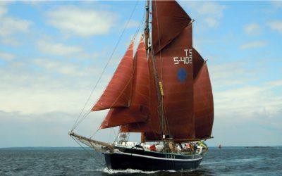 Långseglingarna 2019 Göta kanal